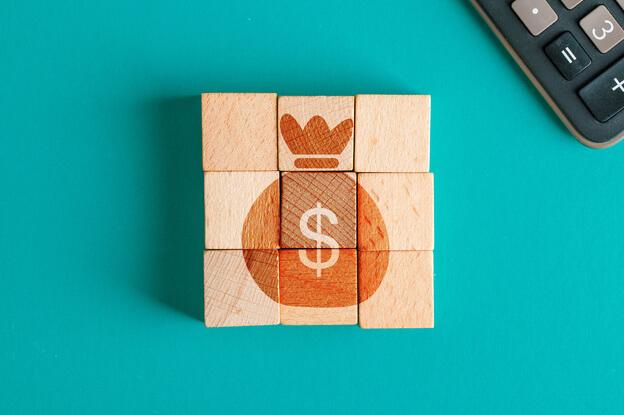foto de quadrados de investimento representando como investir no Tesouro Direto